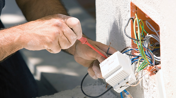 Electrical Wiring For Outdoor Lighting