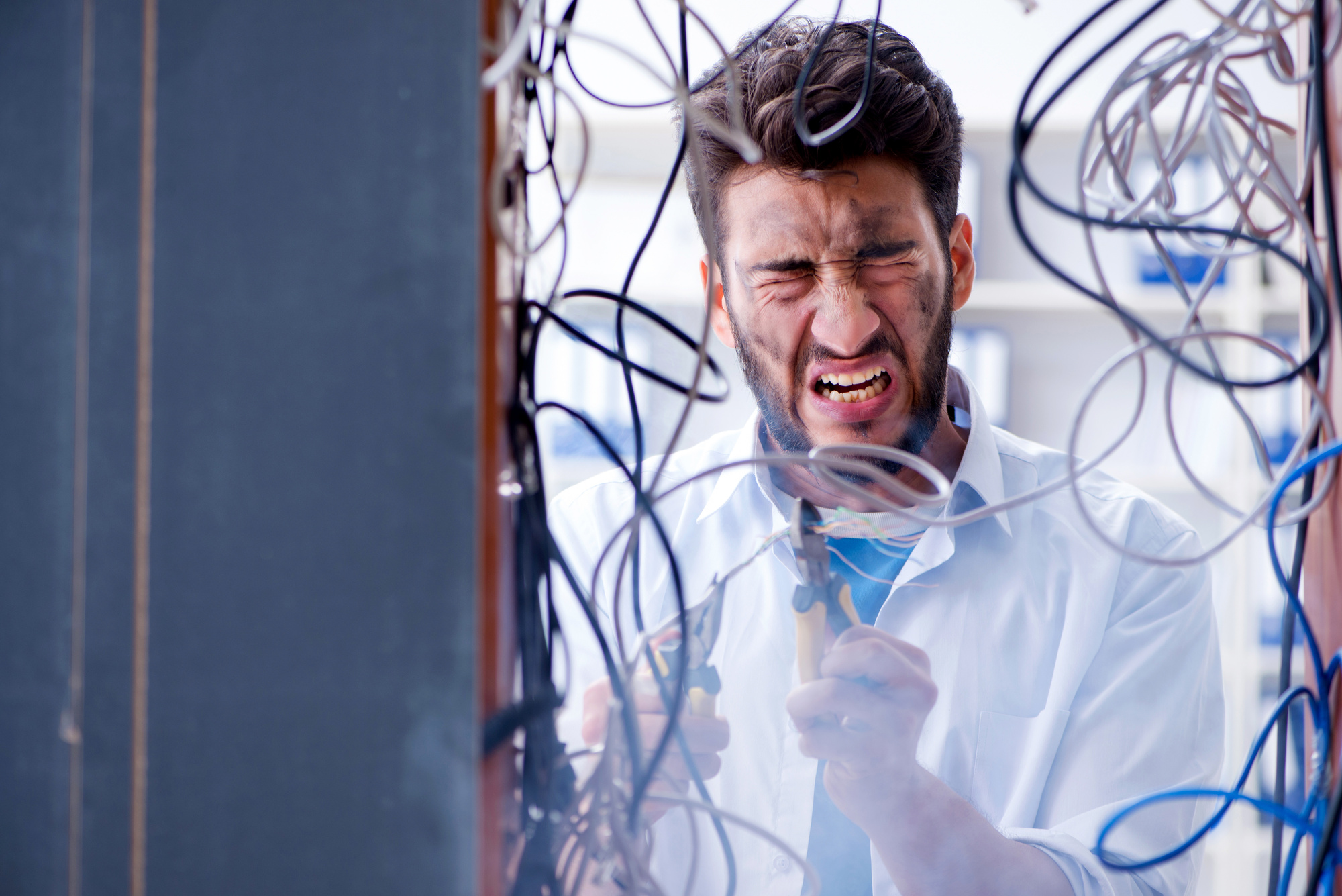 DIY Don'ts: Why You Should Never DIY Electrical Repairs