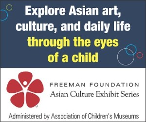 Learn more about the Freeman Foundation Asian Culture Exhibit Series