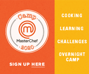 Dive into MasterChef this summer!