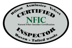 Natural Fiber Installer Certification
