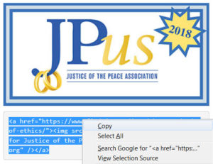 JPus Badge