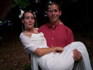 Mike and Helene (My first wedding)