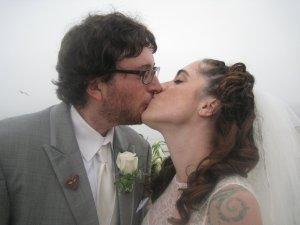 Alicia and Aaron Harmon