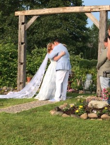Getting Hitched at Hogan