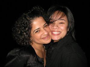 Adalina Agosto and Kira Santiago
