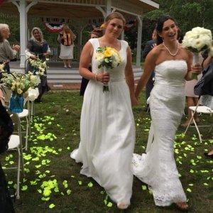 Same Partner Wedding