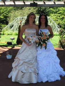 Brides at Elizabeth Park