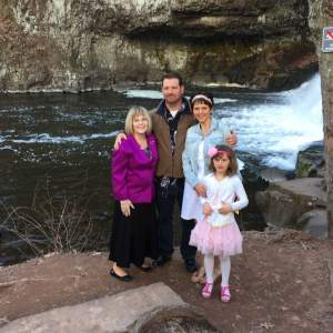 The Rock Falls