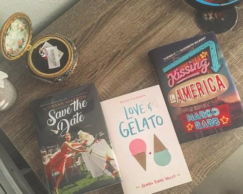 3 ya summer reads