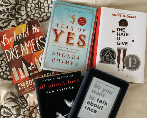 5 books to read by amazing black women