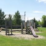 Kore Park Slide Kelliher Minnesota
