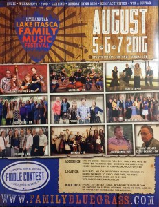 Family Music Festival 2016 Itasca State Park Things to do