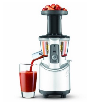 Why Breville bjs600xl masticating slow juicer