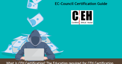 What is CEH Certification