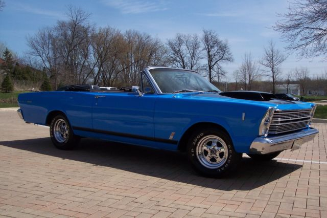 1966 Galaxie 500 Convertible Street Rods