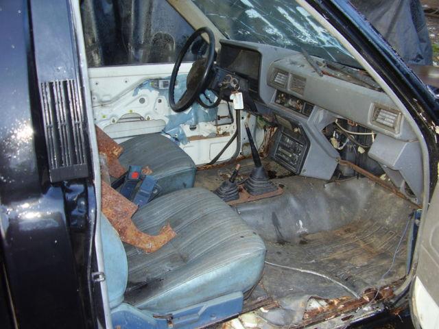 1984 Toyota Pickup Parts Diagram