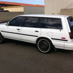 Is The New Camry All Wheel Drive India Launch Toyota Station Wagon 1988 White For Sale Jt2vv22w9j0005292 Trac 4 104000 Miles
