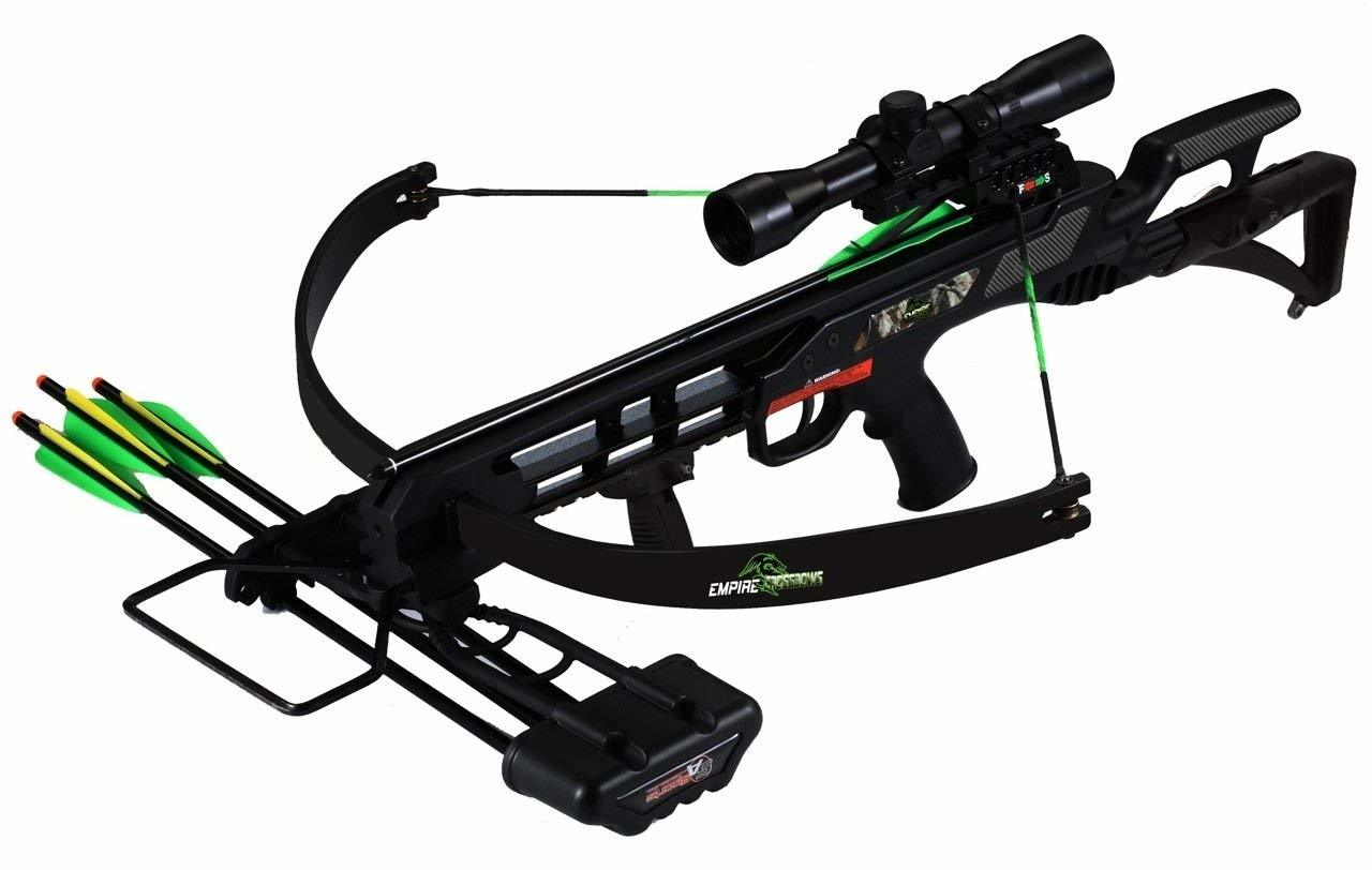 SA Sports Empire Terminator Recon Recurve Crossbow review