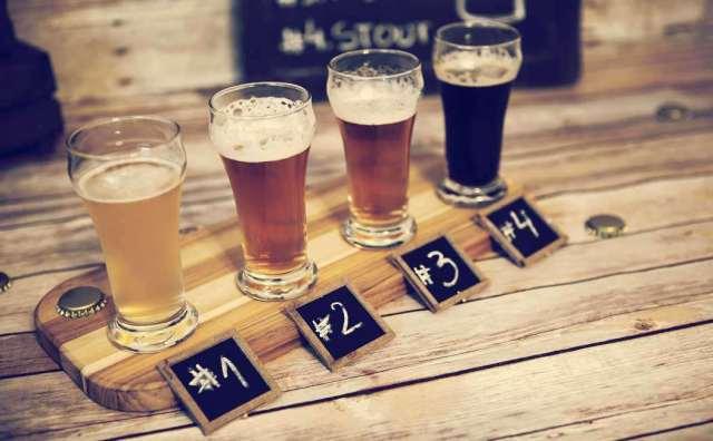 Ølsmagning for 2 Image