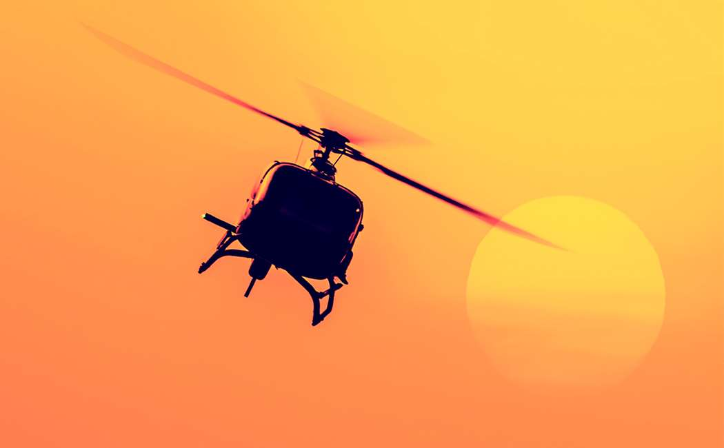 Helikoptertur Image