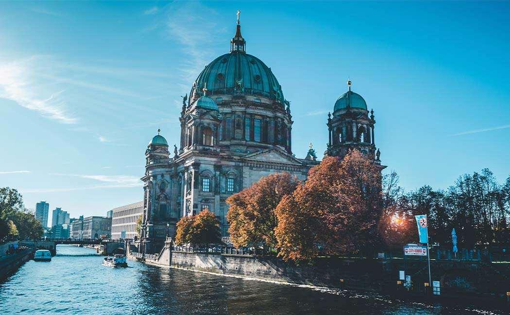 Historisk ophold i Berlin Image