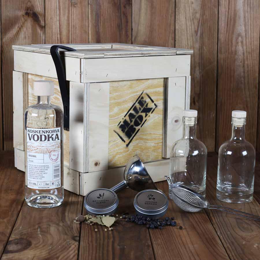 Homemade Gin Making Kit Image