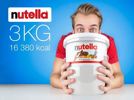 Nutella-spand Image