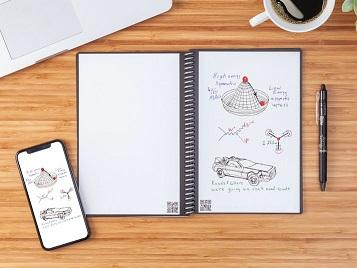 Rocketbook Everlast Smart Notesbog Image