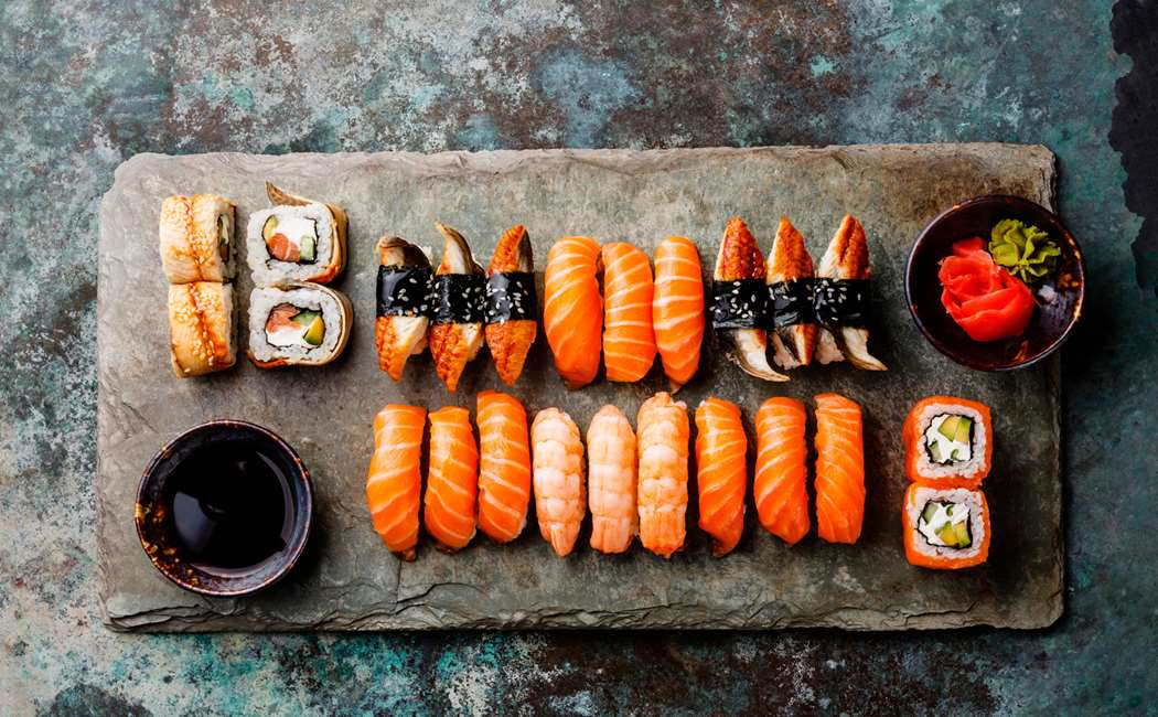 Sushi for 2 Image