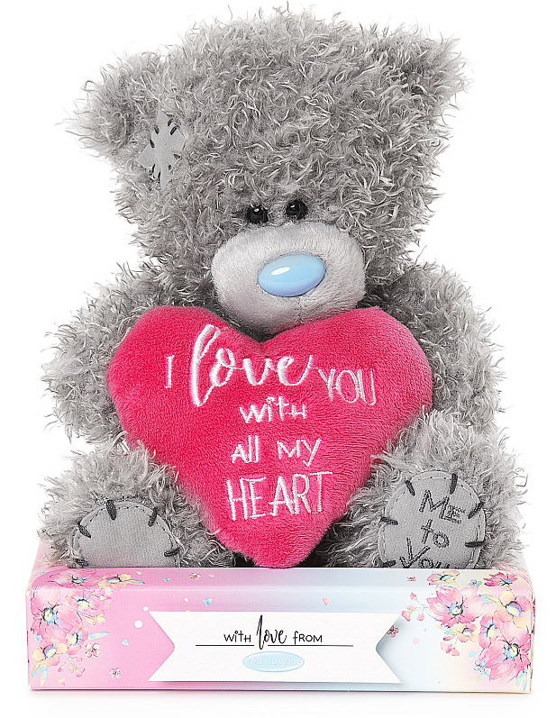 Bamse - I love you with all my heart Image