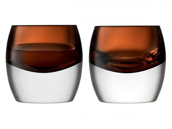 Whiskyglas med gravering Image