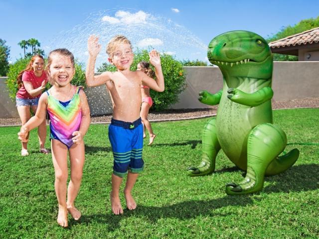 Bestway Vandspreder Oppustelig T-Rex Image