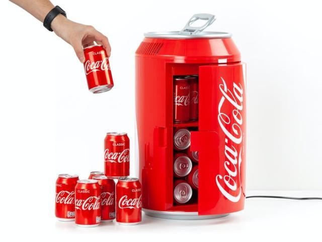 Coca-Cola Minikøleskab Image