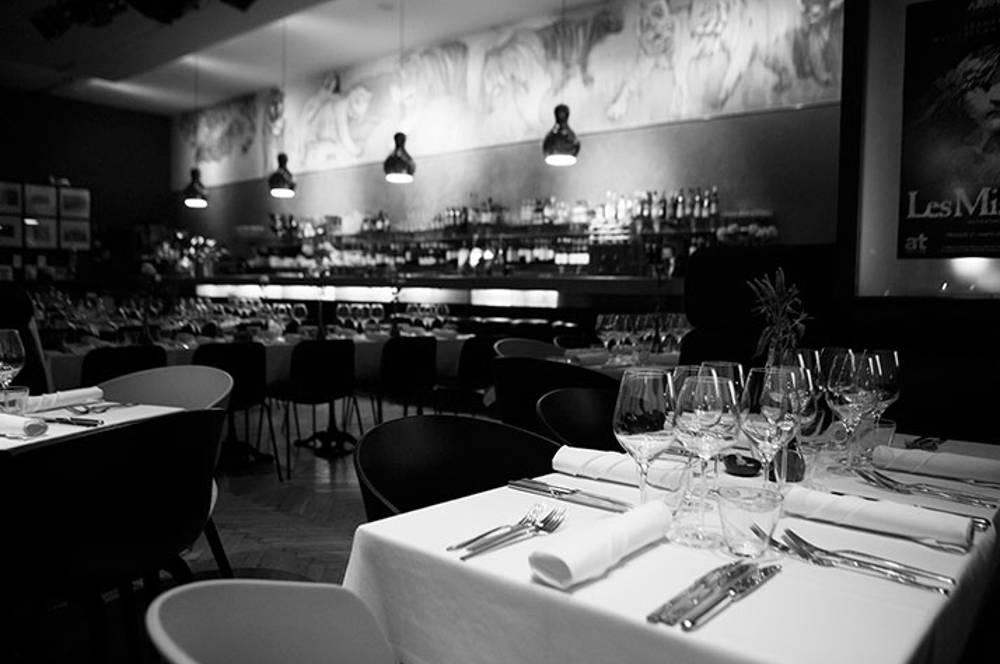 Romantisk middag - Café Hack Image