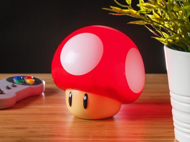 Super Mario-lampe Image