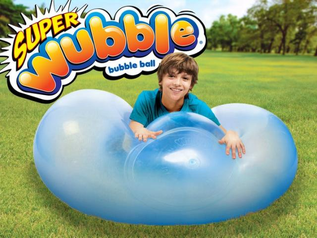 Super Wubble Bubble Ball Image