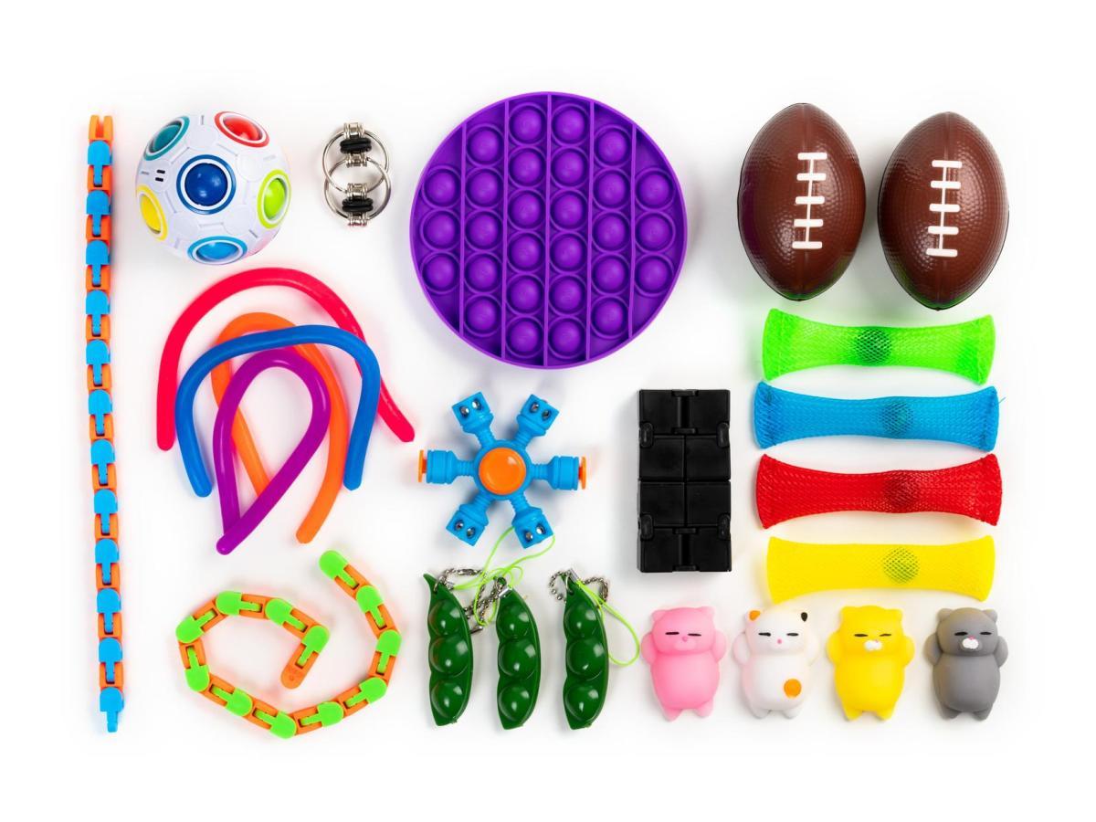 Fidget Toys 24-pak Image