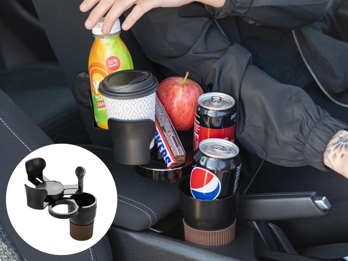 Multi-kopholder til Bilen Image