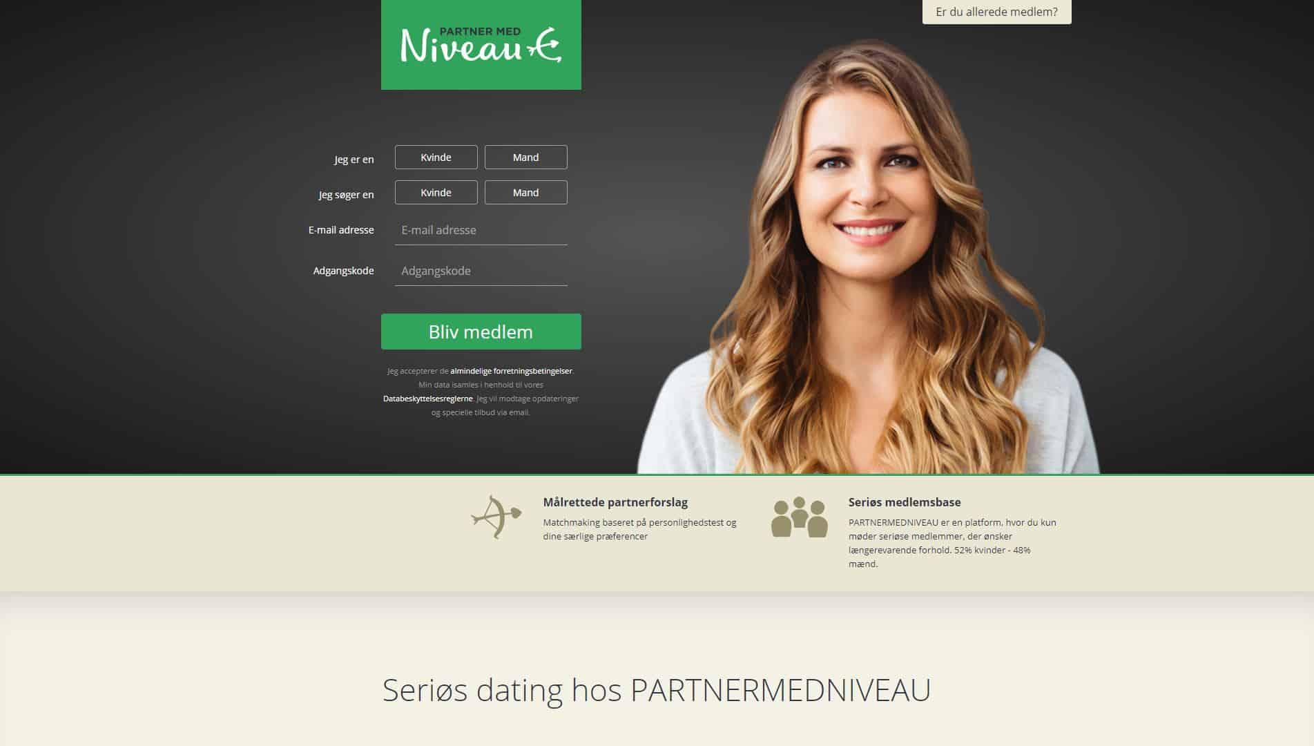 Hvordan man opretter profil på datingwebsites