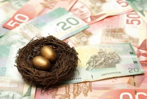 Wealthy Nest Egg
