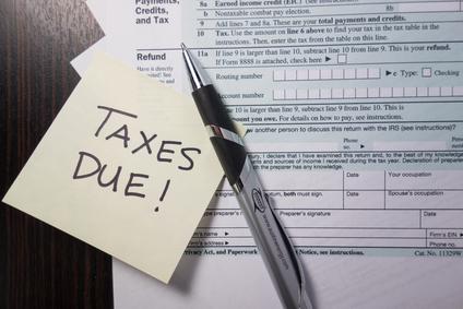 Tax Due Date