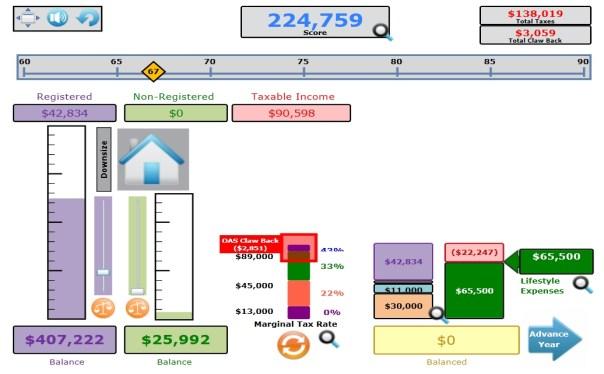 Tax Game Screenshot (1036x642)