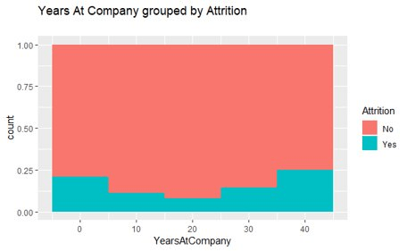Exploring Employee Attrition and Performance with R 3