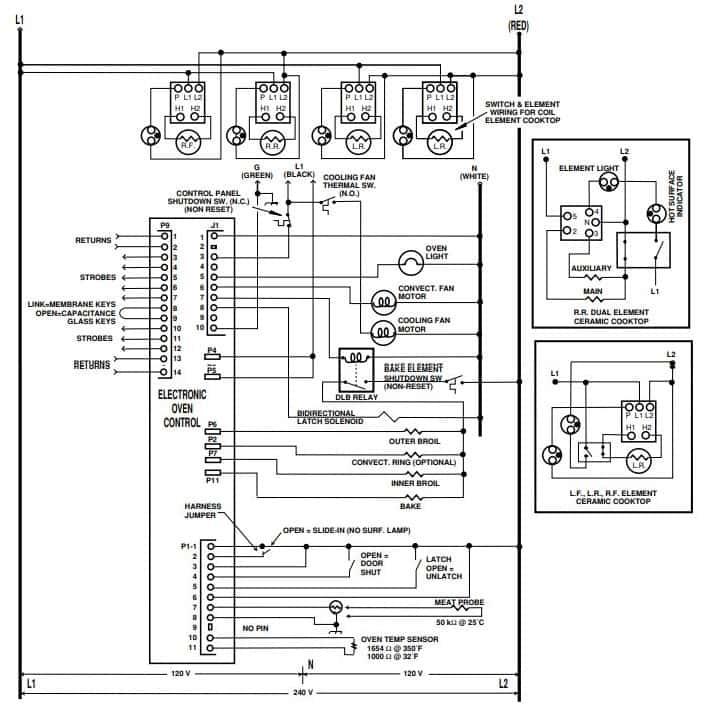 Wiring Diagram Kitchen : Stc 1000 Wiring Diagram