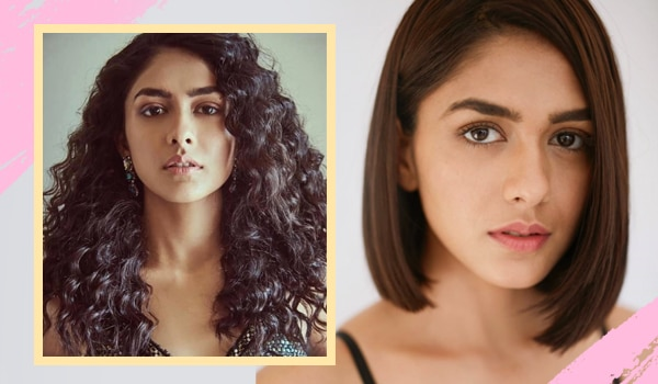 Birthday Girl: Mrunal Thakur's Hair Styling Experiments – BeBeautiful