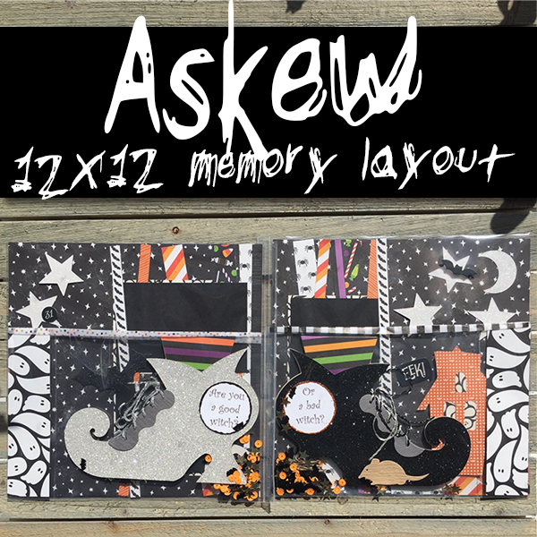 Askew 12x12 Memory Layout Product