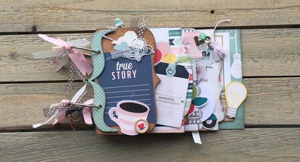 Product Image - True Story Memory Album