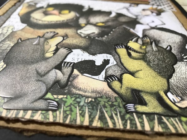 Where the Wild Things Are - 12x12 - Gallery