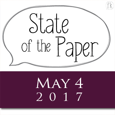 Finders Keepers State of the Paper Address - May 4, 2017